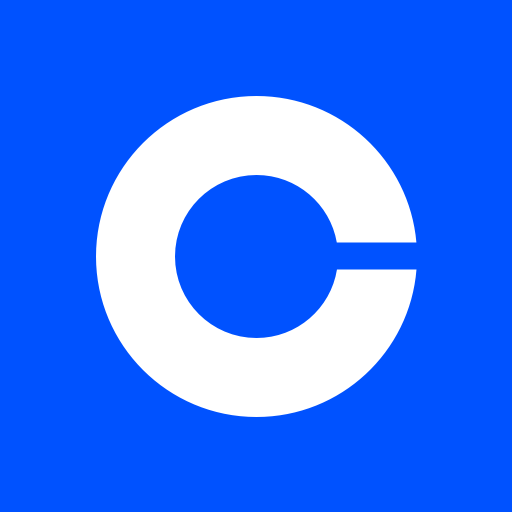 Coinbase Earn BAND logo